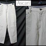 Брендові штани джинсові чоловічі Ascari Jeans W30 L34 Німеччина брюки мужские