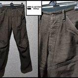 Брендові штани чоловічі G-Star Raw W30 L32 Німеччина брюки мужские
