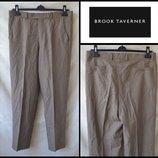 Брендові штани чоловічі Brook Taverner W34 Німеччина брюки мужские