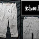 Брендові штани чоловічі Ashworth W36 L32 Німеччина брюки мужские
