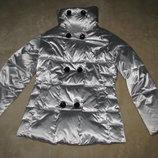 Куртка пуховик брендовий якісний Lands' End Оригінал Англія р.128-134 на вік 7-8 років.