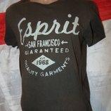 Стильная брендовая футболка Esprit.м .