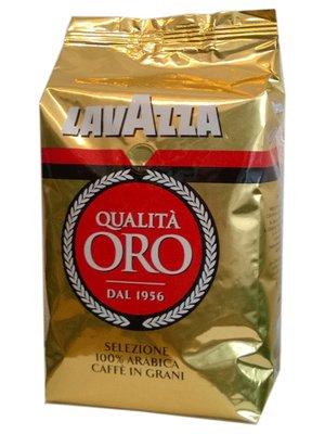 Кофе Lavazza Qualita Oro в зерне Упаковка 1 кг.