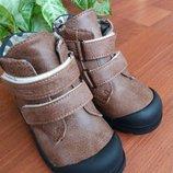 Демисезонные , осенние ботинки J&G р 22 -32