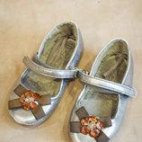 Туфли Zara 22 разм 14 см стелька