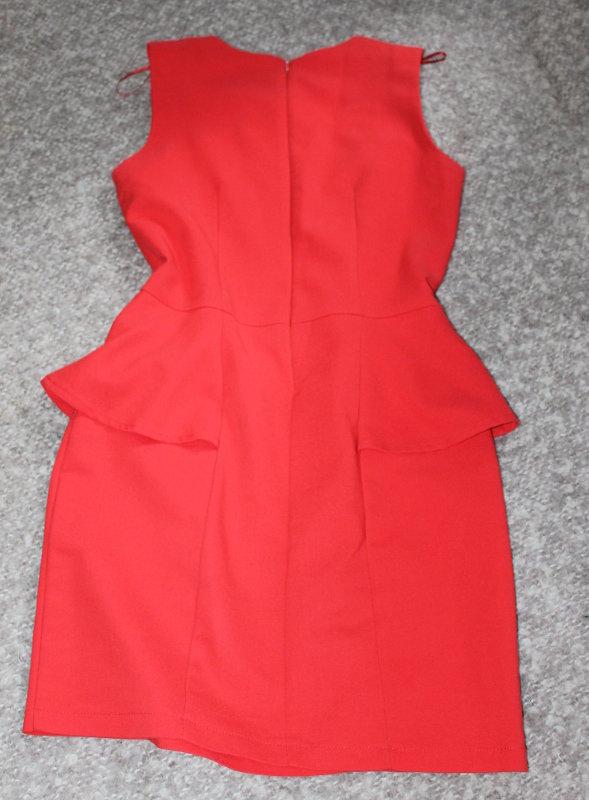 b9f4bc10e8a Красное платье футляр Reserved  250 грн - повседневные платья reserved в  Одессе