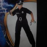 Костюм новогодний карнавальный Полицейский Полисмен