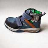 Демисезонные ботинки для мальчика сапоги 27 - 32