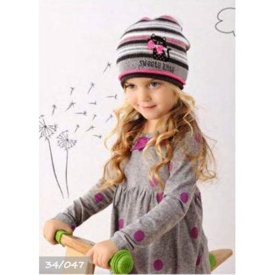 Стильная шапка для девочки 48-52 Польша. Качественная Более 680 отзывов 80e7be5c04d0c