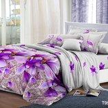 Комплект постельного белья 3Д