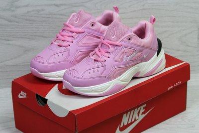7da79931 Кроссовки женские Nike М2K Tekno pink: 1020 грн - кроссовки nike в ...