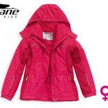 куртка демисезонная на флисе Crane 158-164