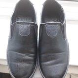 Кожаные туфли на мальчика в идеале