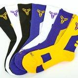 Носки спортивные для баскетбола 302 размер 40-45, 7 цветов