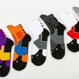 Носки спортивные для баскетбола 7300 размер 40-45 нейлон, хлопок 124
