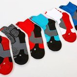 Носки спортивные для баскетбола 3302 размер 40-45 нейлон, хлопок