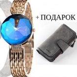 Комплект клатч Baellerry Forever часы Baosaili