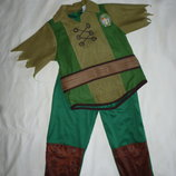 костюм питер пен на 3-4 года