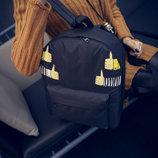 Стильный тканевый рюкзак класс лайк В Наличии