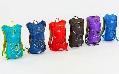 Рюкзак спортивный с жесткой спинкой 2062 ранец спортивный размер 29х9х45см