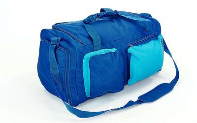 Сумка спортивная с плечевым ремнем Duffle Bag 36215 размер 55х30х30см
