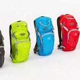 Рюкзак спортивный с жесткой спинкой 2086 ранец спортивный размер 22х5х48см
