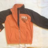 Ветровка куртка Nike мальчику на рост до 122 см