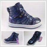 Ботинки для девочек размеры 27 - 32