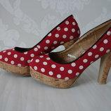 Стильные женские туфли Gloria
