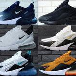 Мужские кроссовки Nike Air Max 270. Выбор Цвета Найк эйрмакс 270.
