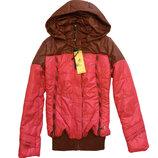 Демисезонная фабричная куртка. Размеры 40-44. Утеплитель тинсулейт