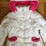 Куртка зимняя р.128-134