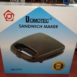 Сэндвичница бутербродница, тостер Domotec MS 7777 1000W