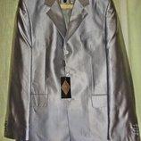 Новый пиджак блейзер металлик Galant