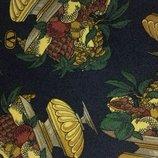 Шелковый галстук valentino