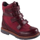 Ортопедические ботинки для школы