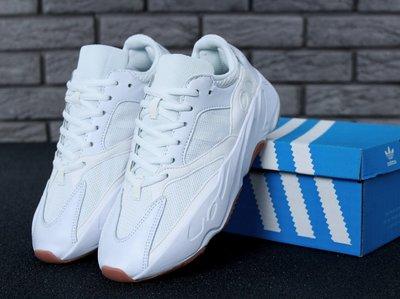 76d23095 Мужские кроссовки Adidas Yeezy Boost 700 White, Адидас изи буст ...