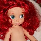 очаровательная кукла русалочка Ариэль Ariel Disney Animators Сша оригинал 40 см