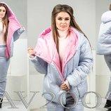 Костюм лыжный Размер С, М, Л Ткань плащевка Наполнитель куртка 250 синтепон, штаны 150 синтепон