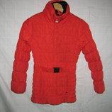 Куртка парка H&M Швеция на рост 146-152 см. 11-12 лет.Зимняя..Куртка на утеплителе. внутри рук
