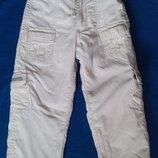 Термо штаны, брюки Gap