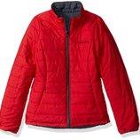 Двустороняя деми куртка на девочку Arctix