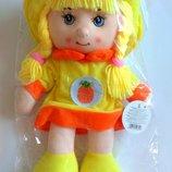 Музыкальная кукла,рус.язык,35см,говорящая кукла,куклы,пупсы,лялька