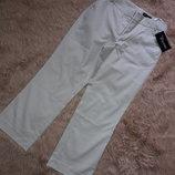 Укороченные штаны в полоску Laura Scott