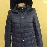 Куртка пуховик ZARA оригинал размер S