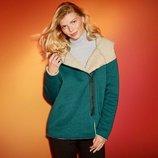 Шикарная куртка куртка ,внутри плюш от Esmara р. евро 36-38, р.S-m