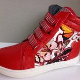 34 размер Яркие ботиночки
