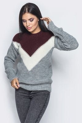модный теплый вязаный свитер есть цвета 385 грн женские кофты в