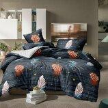 Двуспальный комплект постельного белья 3Д Поликоттон