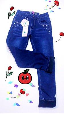 Качественные утепленные джинсы Польша 12 - 16 лет